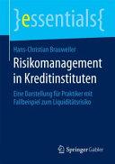 Risikomanagement in Kreditinstituten PDF