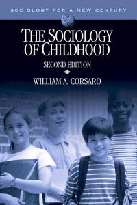The Sociology of Childhood Book