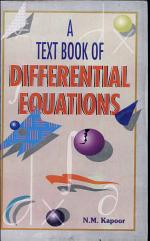 A Text Book of Differential Equations