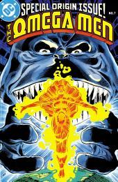 The Omega Men (1983-) #7