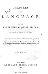 Chapters on Language