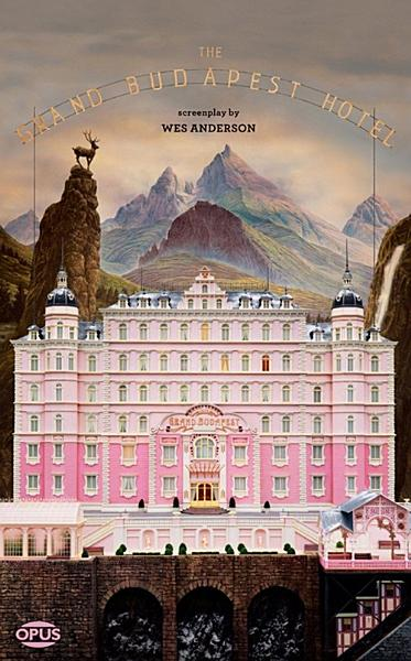 Download The Grand Budapest Hotel Book