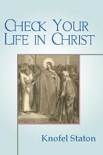 Check Your Life in Christ