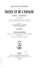 Correspondances françaises 1515-1603.- t. 5. Correspondances espagnoles, 1562-1588