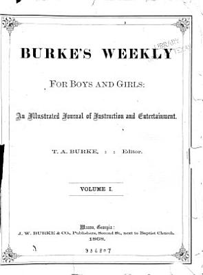 Burke s Weekly for Boys and Girls PDF