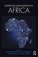 Marketing Management in Africa PDF