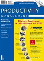 Productivity Management 2 2013   Kundenzufriedenheit PDF