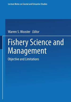 Fishery Science and Management