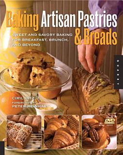 Baking Artisan Pastries and Breads Book