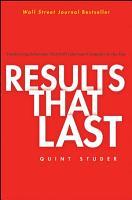 Results That Last PDF