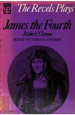 The Scottish History of James the Fourth