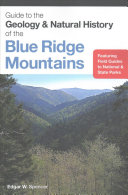 Guide to the Geology and Natural History of the Blue Ridge Mountains PDF