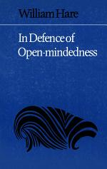 In Defence of Open-Mindedness