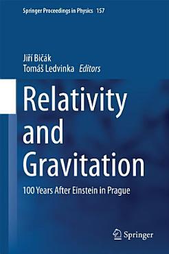 Relativity and Gravitation PDF