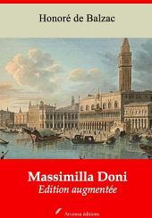 Massimilla Doni: Nouvelle édition augmentée