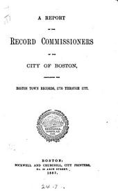Records Relating to the Early History of Boston: Volume 18
