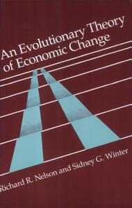 An Evolutionary Theory of Economic Change PDF