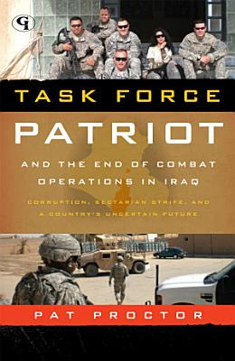 Task Force Patriot and the End of Combat Operations in Iraq PDF
