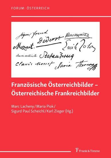 Franz  sische   sterreichbilder       sterreichische Frankreichbilder PDF