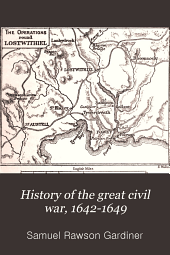 History of the great civil war, 1642-1649: Volume 2