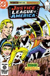 Justice League of America (1960-) #233