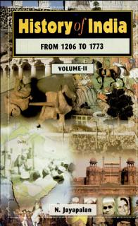 History of India Book