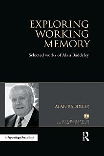Exploring Working Memory Book
