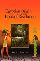 Egyptian Origen of the Book of Revelation PDF