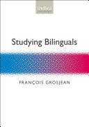 Studying Bilinguals