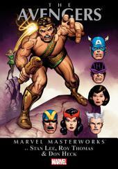 Avengers Masterworks Vol. 4