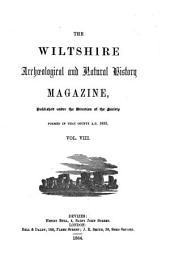 The Wiltshire Archaeological and Natural History Magazine: Volume 8