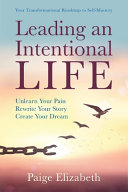 Leading an Intentional Life