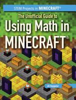 The Unofficial Guide to Using Math in Minecraft   PDF