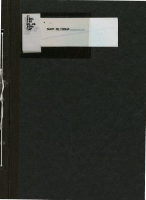 Banco de id  ias PDF