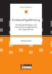 Kindeswohlgefährdung: Handlungsstrategien und Interventionsmöglichkeiten des Jugendamtes