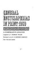 General Encyclopedias in Print PDF