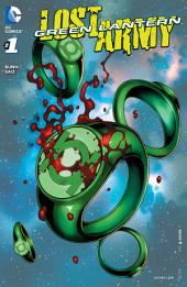 Green Lantern: Lost Army (2015-) #1