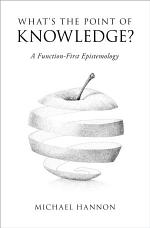 What's the Point of Knowledge?