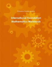 International Foundation Mathematics Workbook One PDF