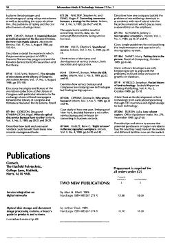 Information Media   Technology PDF