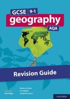 GCSE 9 1 Geography AQA Revision Guide PDF