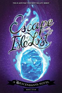 Escape from the Isle of the Lost Book