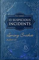 File Under  13 Suspicious Incidents PDF