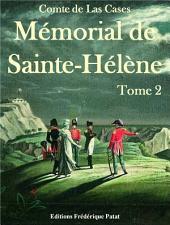 Mémorial de Sainte-Hélène Tome 2: Volume1