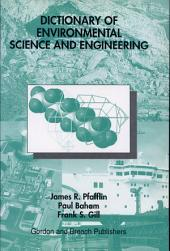 Dictionary of Environmental Science and Engineering