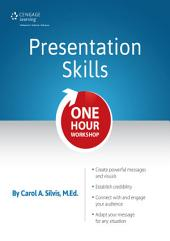 Presentation Skills: One Hour Workshop