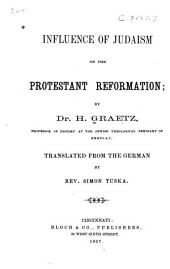 Influence of Judaism on the Protestant Reformation