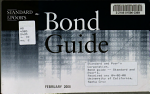 Bond Guide