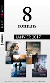 8 romans Black Rose (no414 à 417 - janvier 2017)