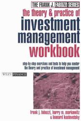The Theory And Practice Of Investment Management Workbook Book PDF